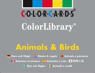 library colors 65 00 animals birds color library features a