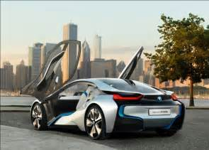 bmw i8 hybrid electric sports car sports cars