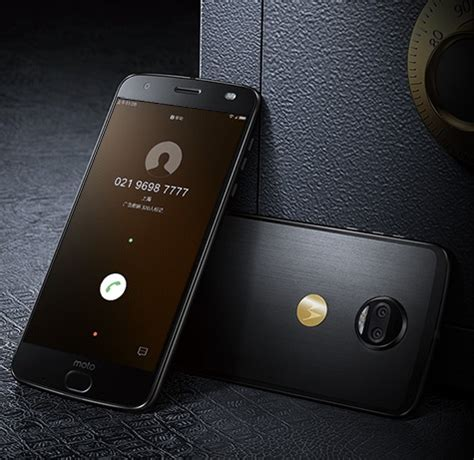 Moto Z 2018 Moto Z 2018 Smartphone Announced With 2k Amoled Display