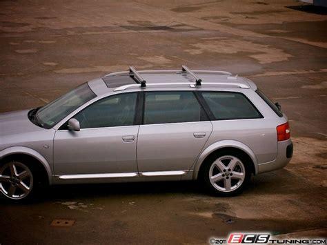 Audi Zubehor by Audi Zubehor 4b9071151666 Roof Rack Base Bars No