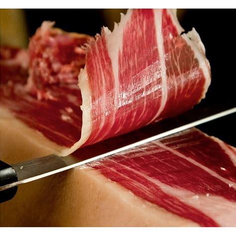 corte de jamon iberico jambon de bellota 100 ib 233 rique 100g tranch 233 224 la