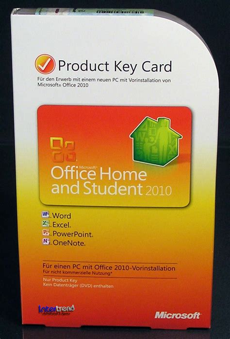 Windows 7 Kaufen Student 1174 by Microsoft Office Home And Student 2010 Vollversion