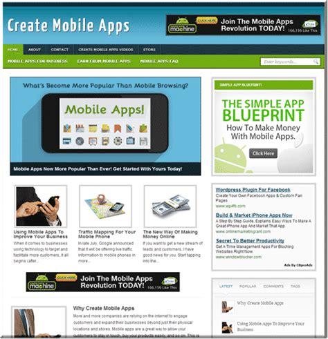 create mobile apps create mobile apps site plr turnkey