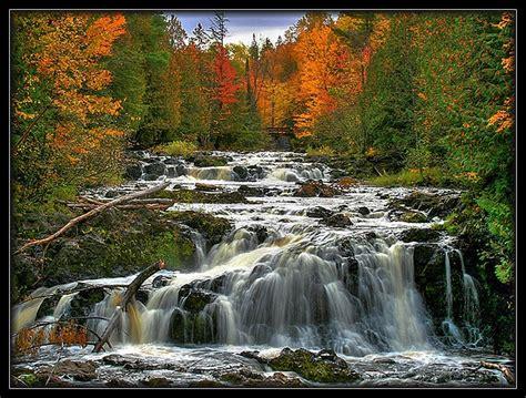 parks wi copper falls state park wi glimpse of heaven