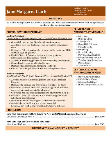 16 free assistant resume templates