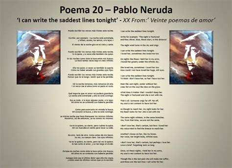 twenty poems of love poem by pablo neruda poem hunter 301 moved permanently