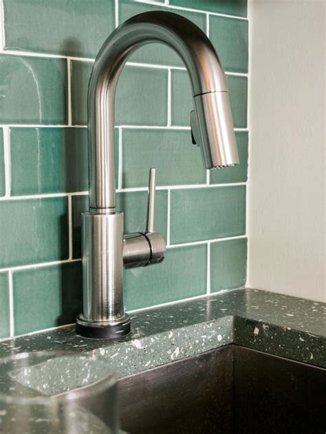 kitchen faucet trends the trends in faucets and finishes hgtv home 2017 hgtv