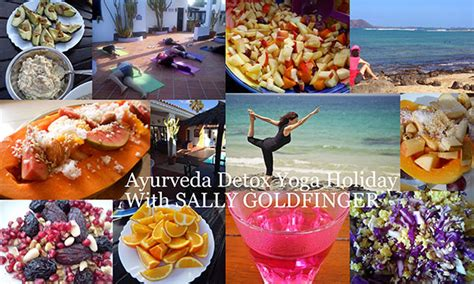 Detox Ayurveda Retreat by Ayurveda Detox Retreat Canary Islandssally Goldfinger