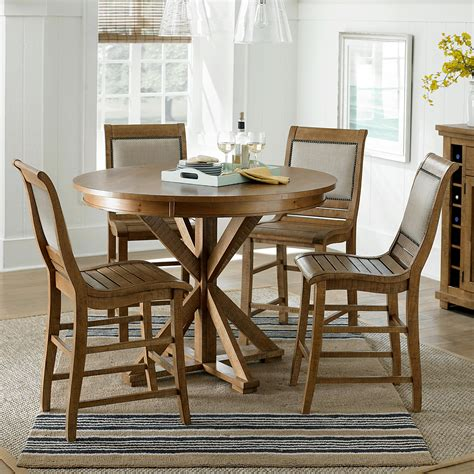 Willow Dining Room Menu by Progressive Furniture Willow Dining 5 Counter