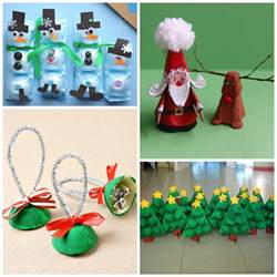 christmas winter egg carton crafts for kids crafty morning
