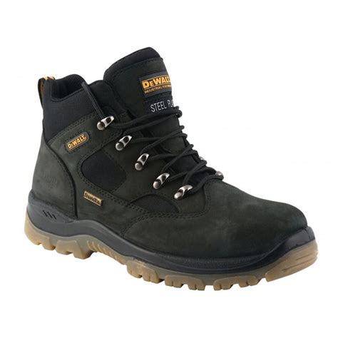 dewalt challenger 3 sympatex waterproof hiker black boots