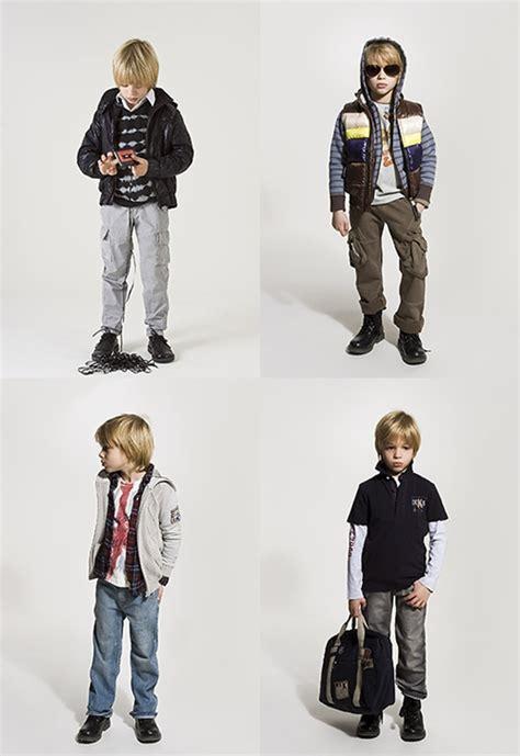 imagenes vestuario rockero ropa infantil ikks invierno 2010 inspiraci 243 n rock