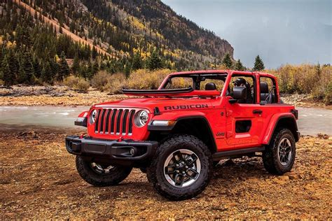 2018 jeep wrangler rubicon 2018 jeep wrangler unveiled evolution of a legend autobics
