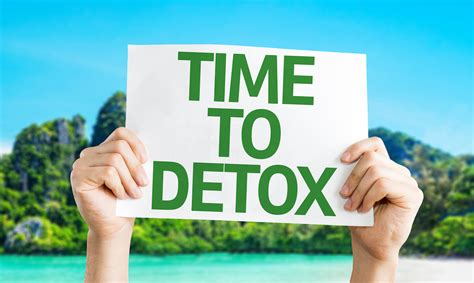 What Typeof Detox Can Kill You by 6 Types Of Detox You Can Do During A Villa