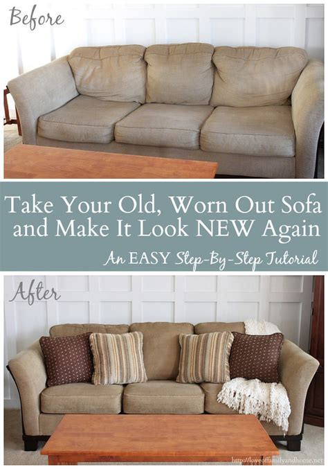 how to sew a leather couch 25 diy home decor ideas the 36th avenue