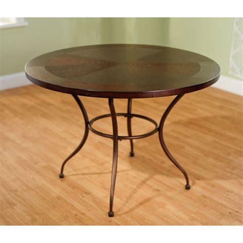metal dining table walmart