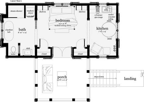 a frame home floor plans 1 bedroom 1 bath a frame house plan alp 09ry chatham design group