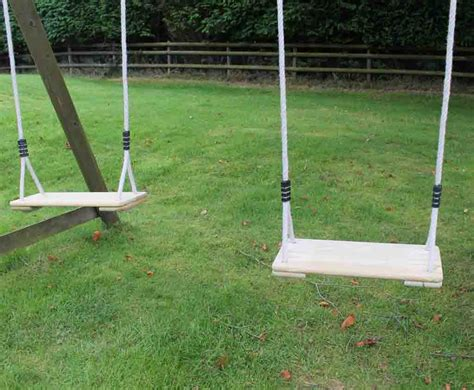 Swing Seat by Wooden Swing Seat For Your Swing Set Caledonia Play