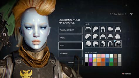 epic haircuts hours the terrible epic haircuts of destiny s character creator