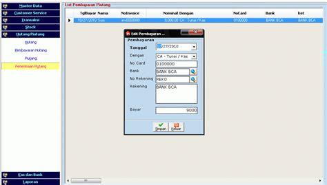 Jasa Sevice Komputer jasa pembuatan program aplikasi untuk kantor manufaktur
