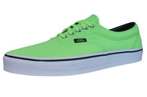 Vans Era Galaxy 1 vans era unisex trainers shoes neon green at