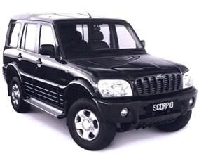 scorpio new model car mahindra scorpio cars