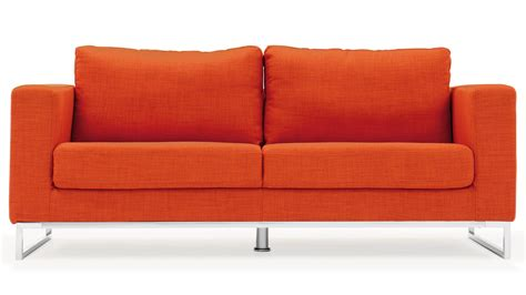 orange loveseat orange sofa set por orange sofa sets lots from thesofa