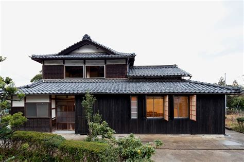 old japanese house design tailored design lab renovates a 70 year old house in kaga city