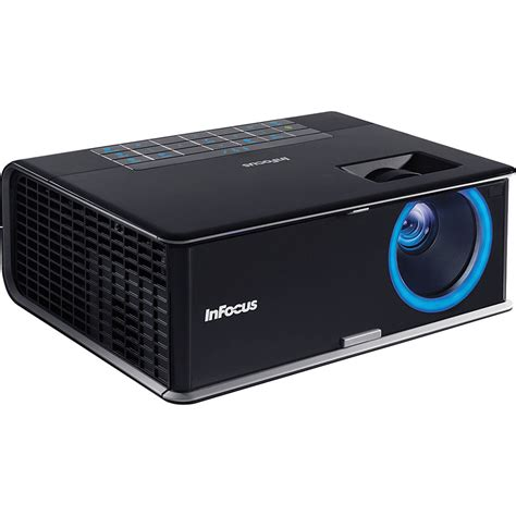 infocus projector in222 xga infocus in3114 xga 3500 ansi lumens projector in3114 b h photo