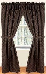 Lover's Knot Tier Curtains