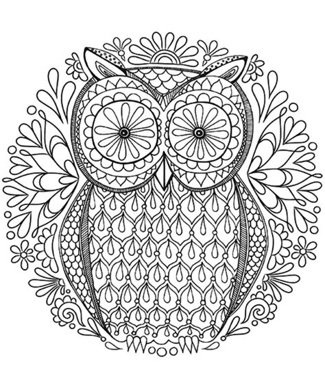 Mandala To In Pdf 6 Mandalas Coloring Pages