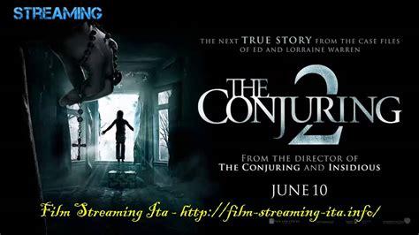 film gratis guardare online the conjuring il caso enfield completo film gratis