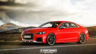 audi s a5 coupe dressed up in rs guise