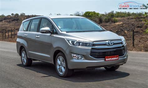 Toyota Pics Toyota Innova Crysta Vs Tata Hexa Specs Comparison