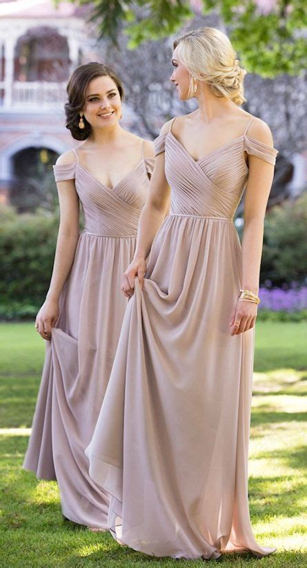 Wedding Gowns And Bridesmaid Dresses by 17 Best Ideas About Bridesmaid Gowns On