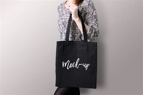 black tote bag mockup black tote bag mockup by maddyz art p design bundles