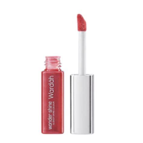 Lipstik Terbaru Wardah harga lipstik wardah wondershine lengkap dengan gambar