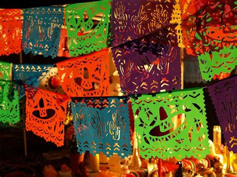How To Make Mexican Paper Decorations - mexican paper decorations mexican independence day