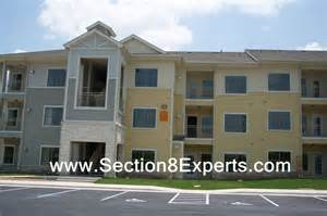 hud section 8 apts