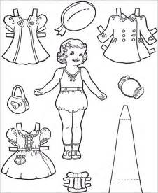 paper dress up dolls template paper dolls free premium templates