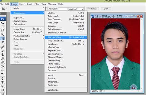 tutorial photoshop cs3 hitam putih cara membuat foto hitam putih dengan adobe photoshop cs3