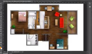 Architectural Floor Plan Software How To Render A Floor Plan Created In Autocad Photoshop