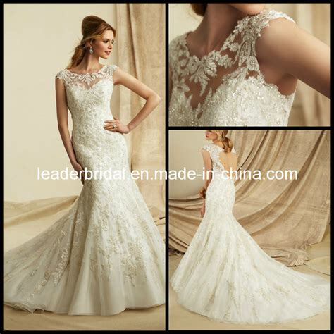 New Wedding Dress by Sell New Lace Wedding Dress Fashion Vestidos Bridal