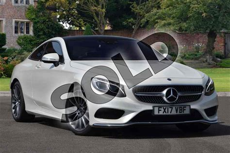 cars mercedes mercedes s class s500 amg line premium 2dr auto for