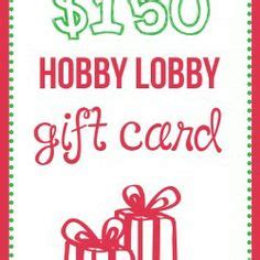 Where Can I Buy Hobby Lobby Gift Cards - 1000 images about blog freebies on pinterest amazons hobby lobby and christmas