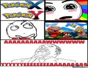 Pokemon X And Y Memes - x y and pokemon z by kazillionare meme center