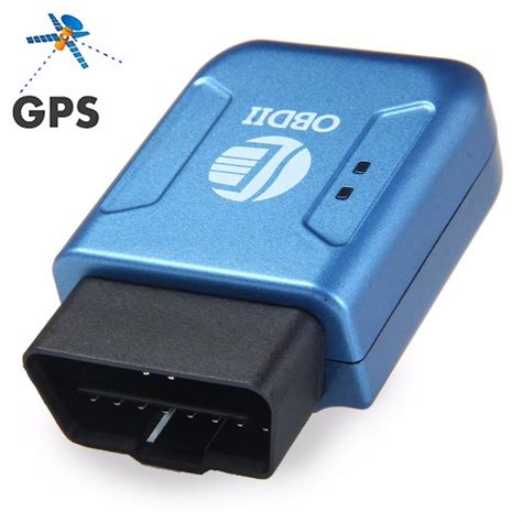 Vehicle Gps Tracker Obd2 Afv002t Promo 2016 newest tk206 obd2 car gps tracker real time tracker car vehicle with tracking system anti