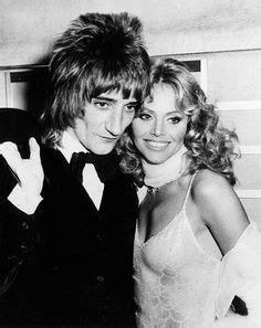 Rod Stewart I Dont Wear Womens Anymore by Britt Ekland Get The Wicker Britt