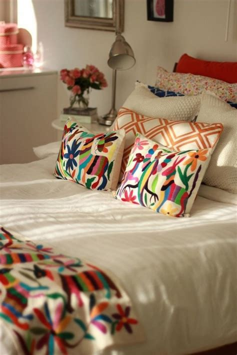 mexican embroidered bedding 33 interior designs with emboidery messagenote