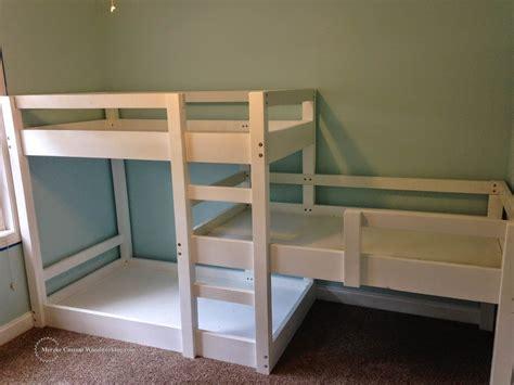 triple futon bunk bed triple bunk bed threes company pinterest triple bunk